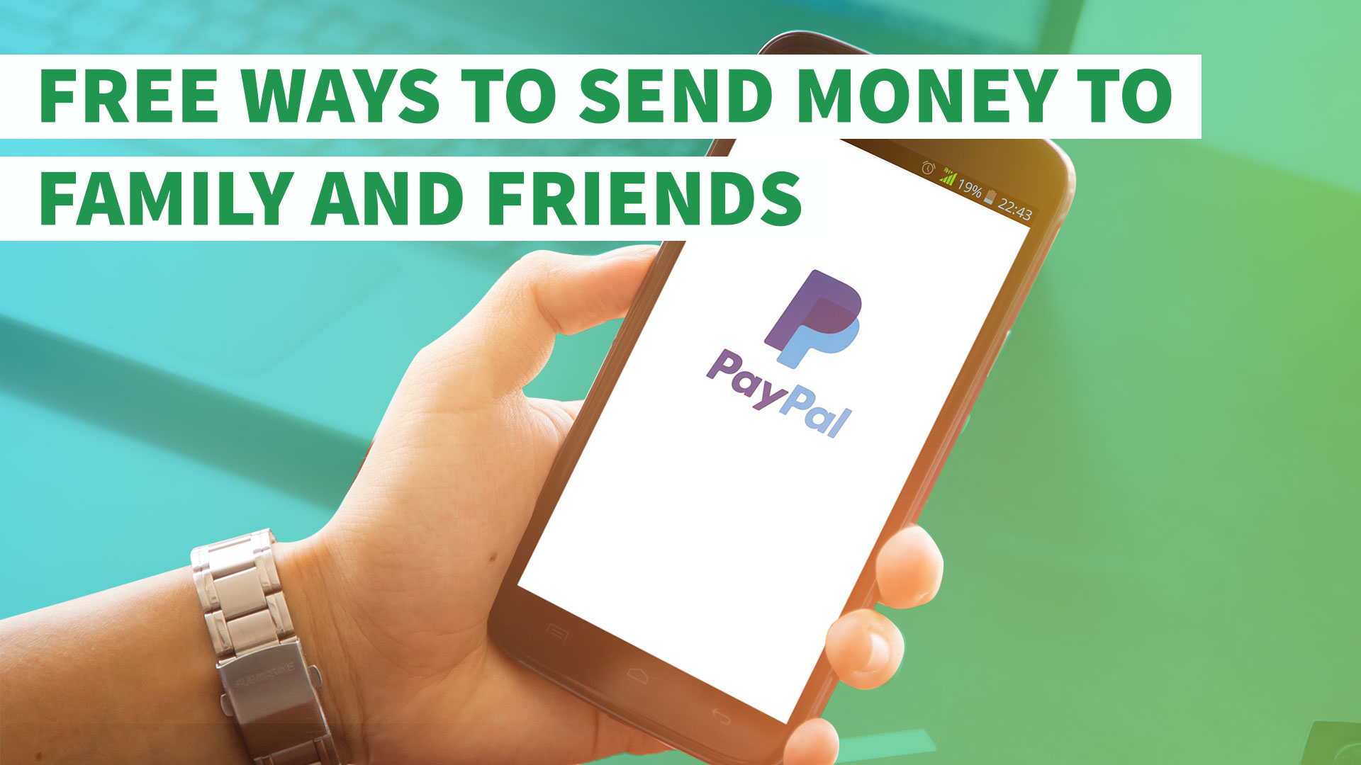 Send Money To Family And Friends