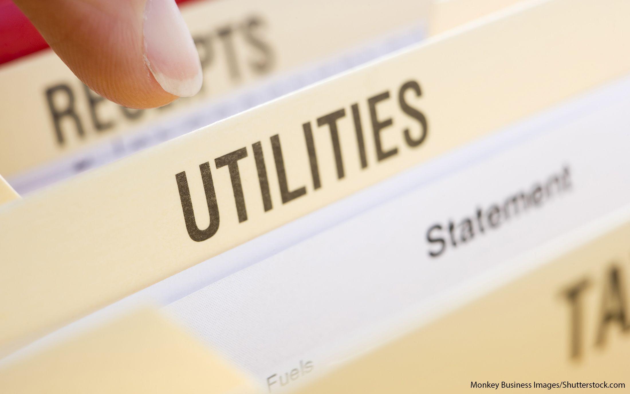 tiny house utility bills
