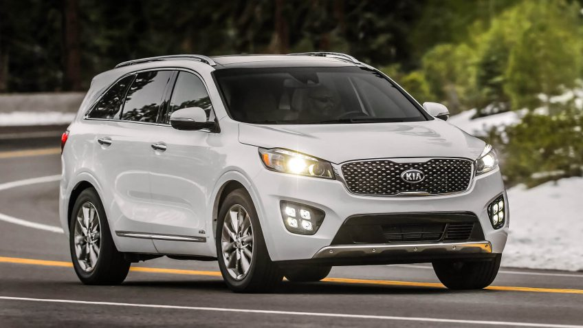 ... Best Family Cars For Gas Mileage. Kia Sorento