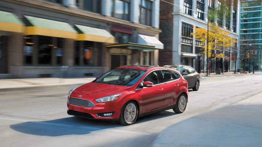 20 2016 Ford Focus Combined Mpg