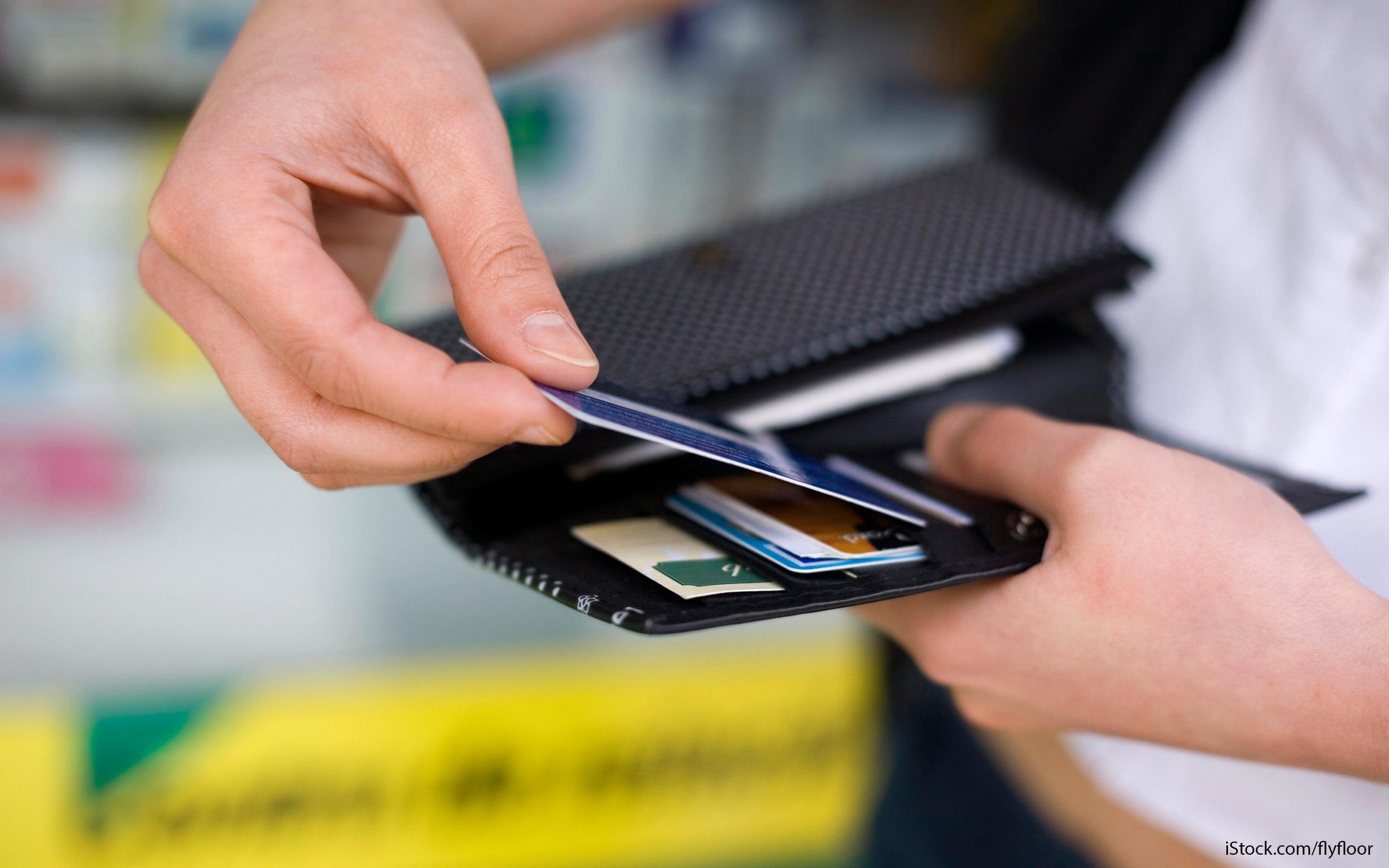 leaving credit accounts inactive