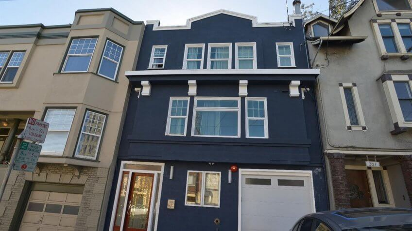 Home in San Francisco
