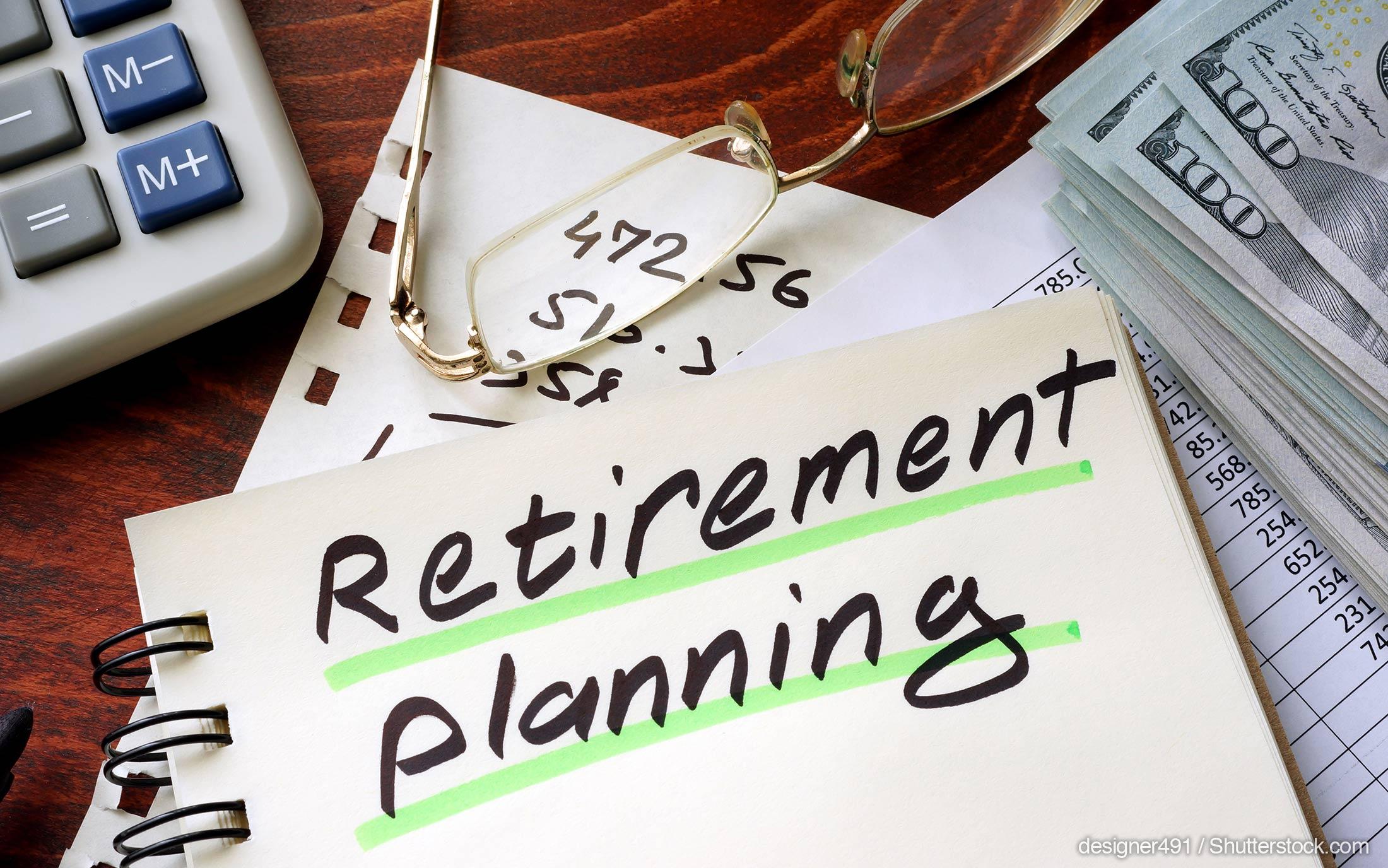 invest retirement