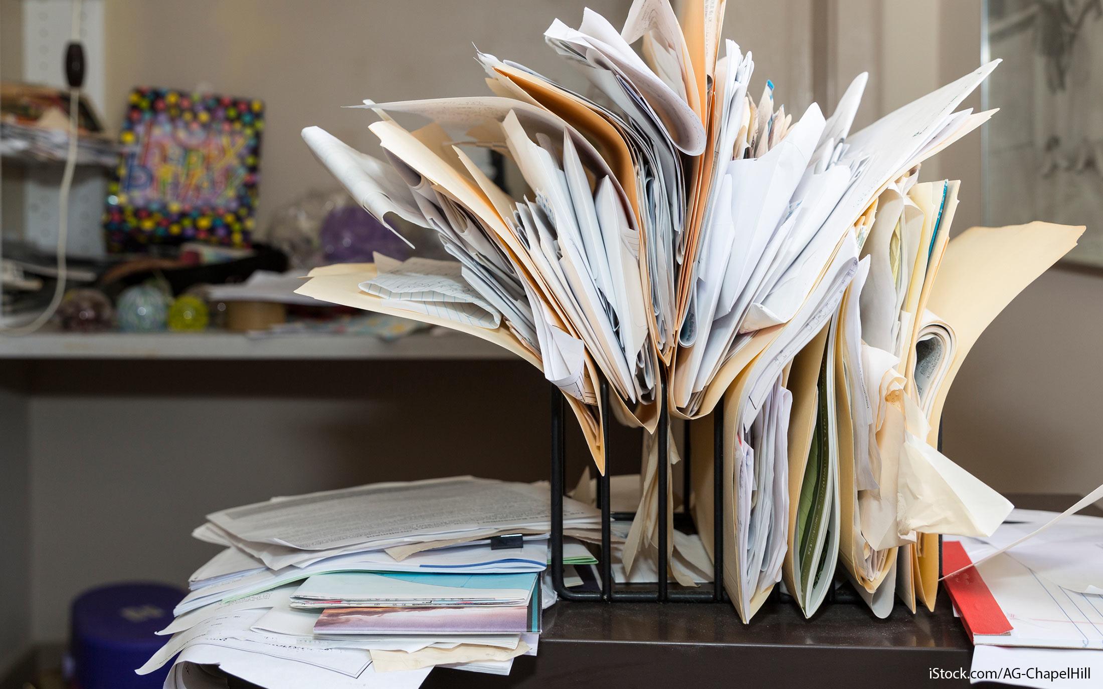 clutter cost money