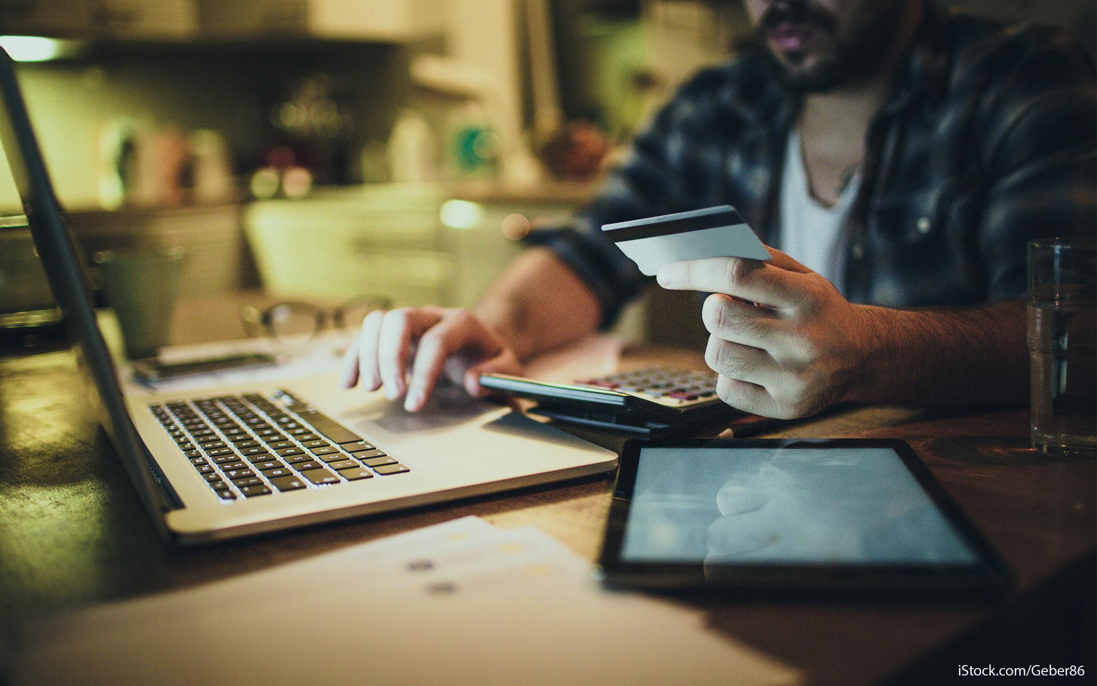 spending triggers leave poor credit cards