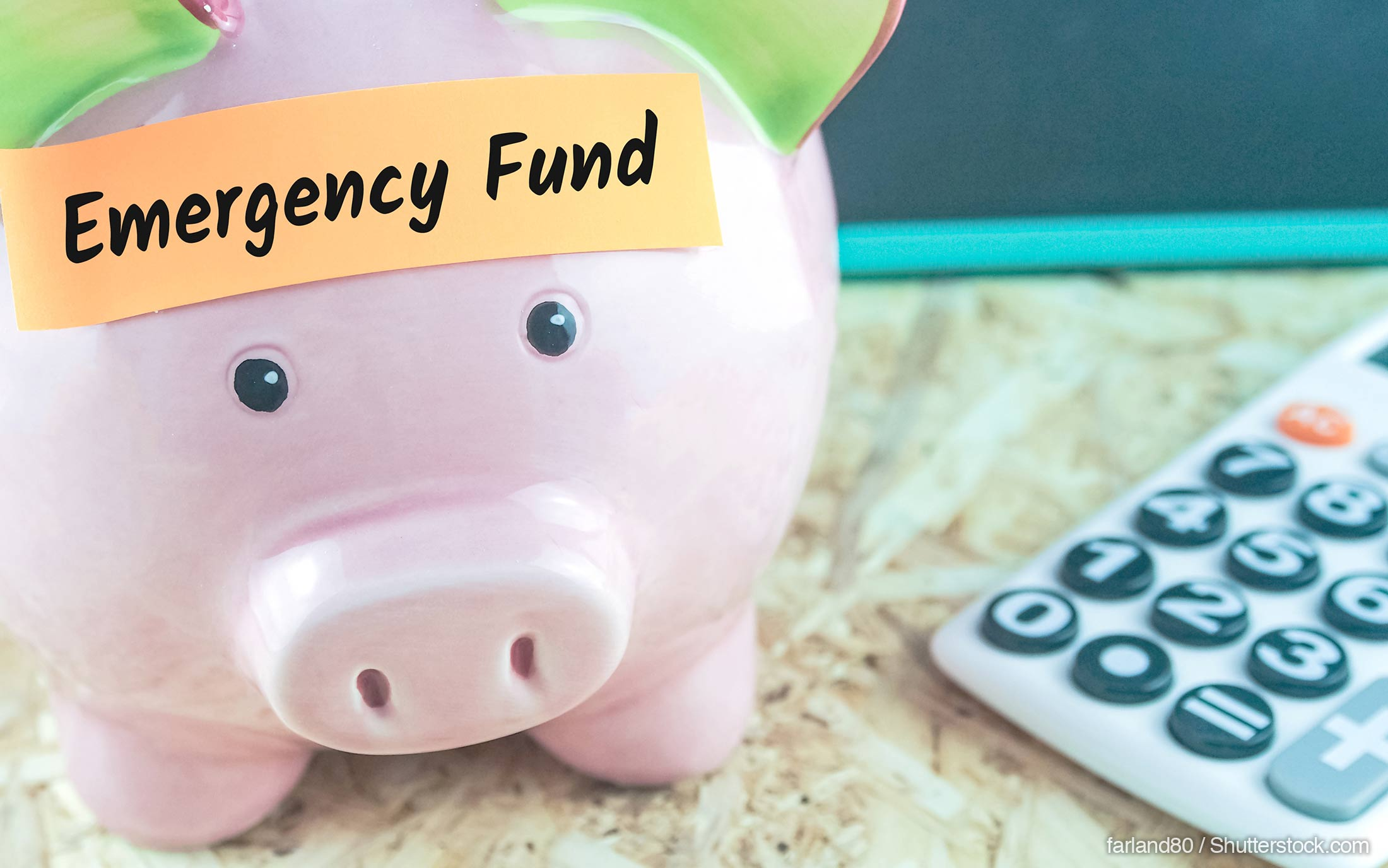 separate emergency fund