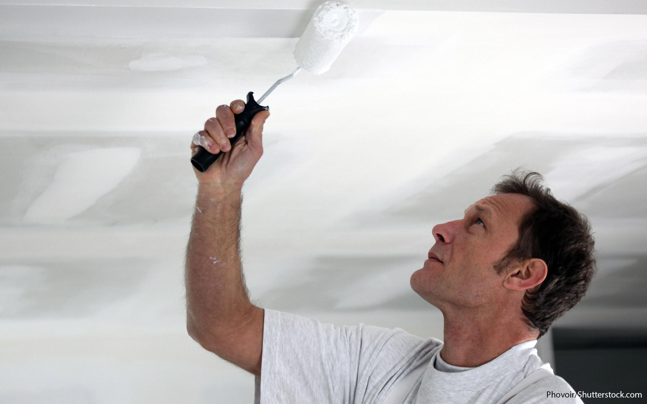 painting new house