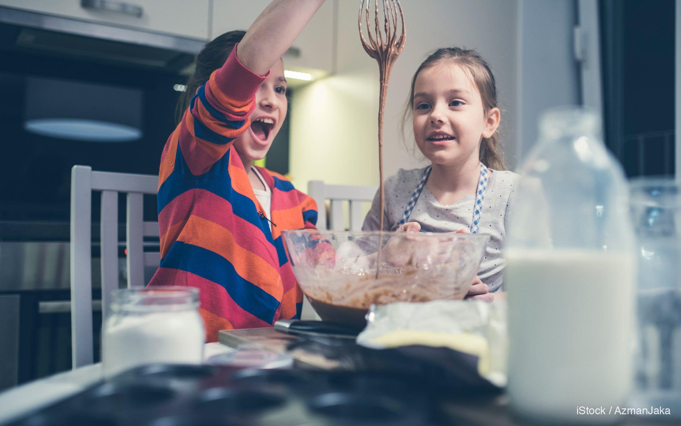 helping prepare meal chore