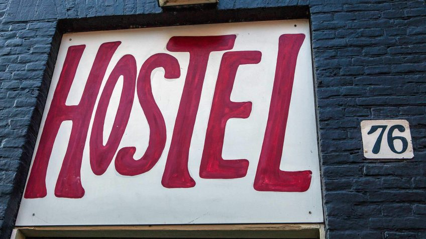 upgraded hostels