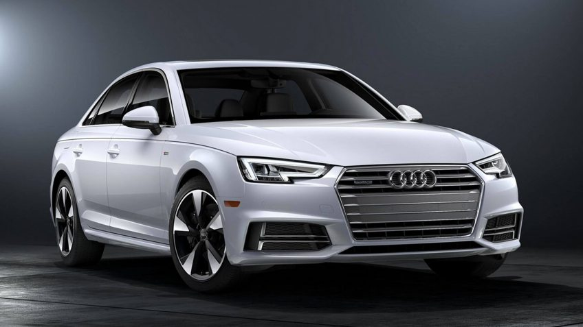 Luxury Cars With The Best Gas Mileage GOBankingRates - Audi car models 2016