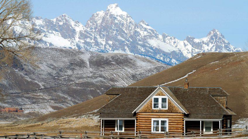 Wyoming. Renting ...