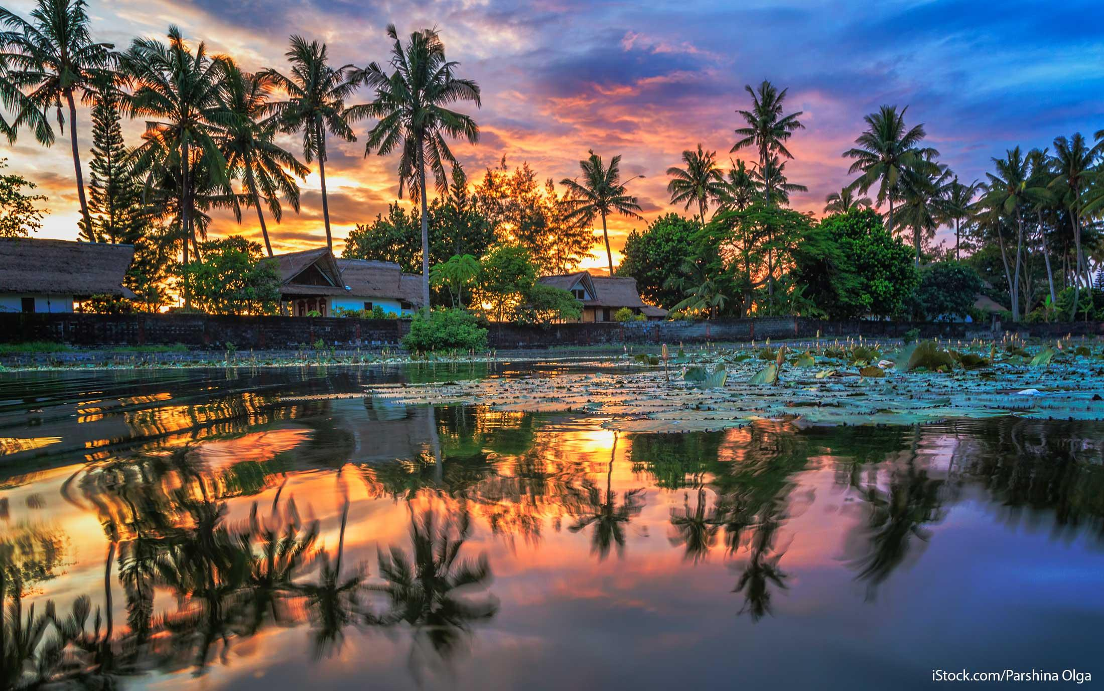 bali indonesia getaway
