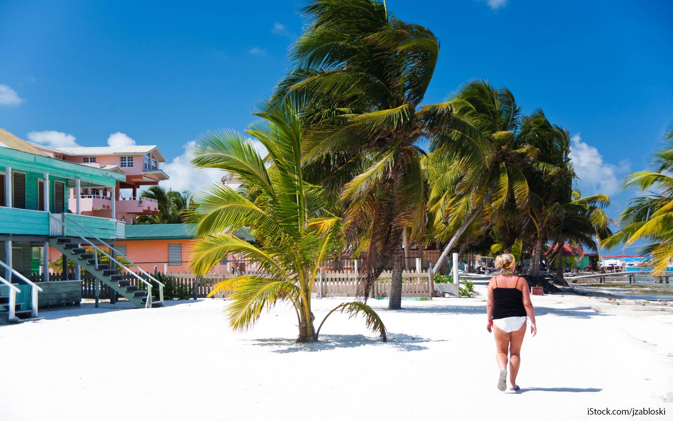Caye Caulker Belize getaway