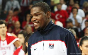 What Is USA Olympic Basketball Team Member Kevin Durant's Net Worth?