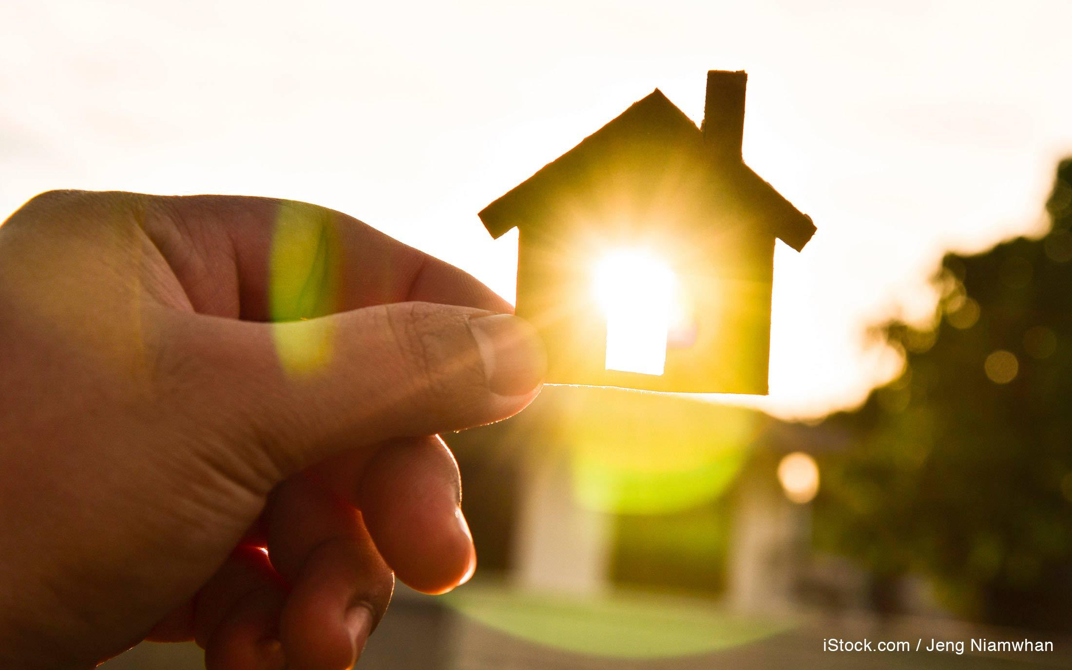 way buying first home affordable