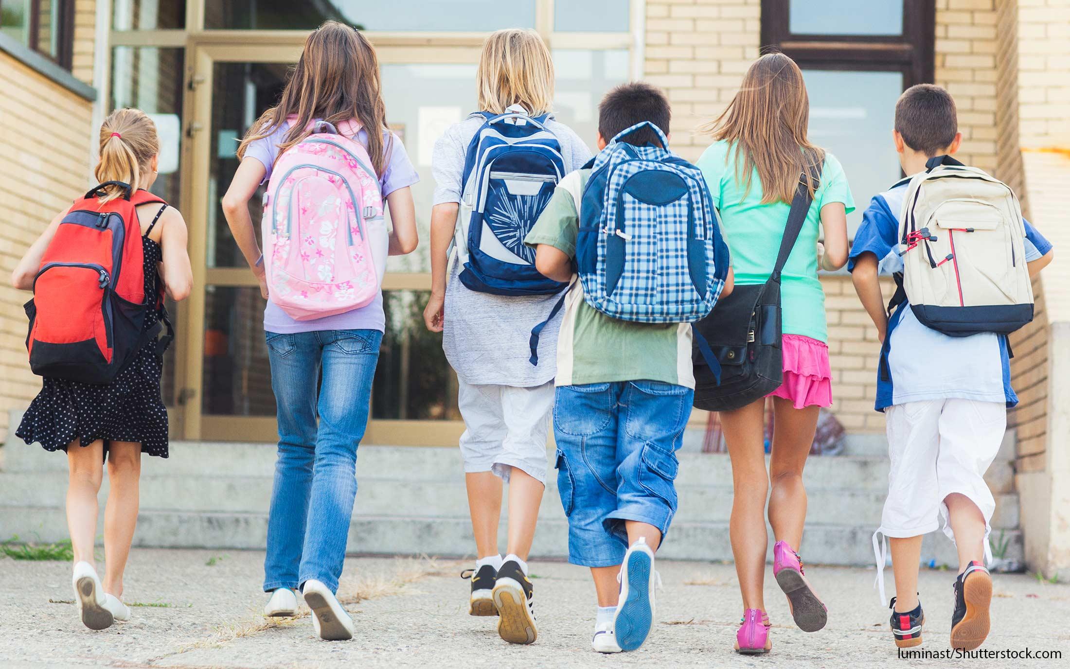 back school sales target