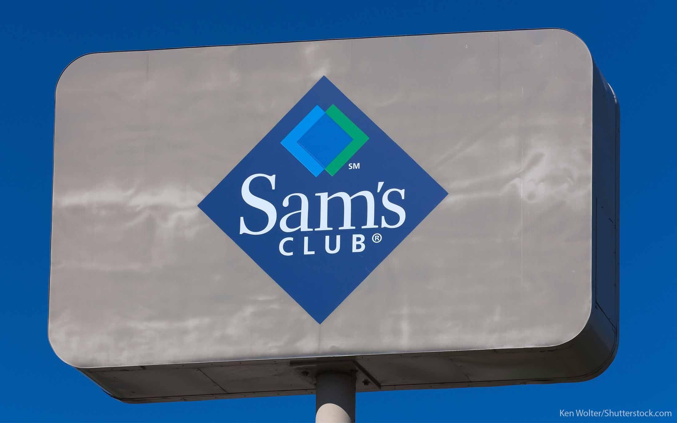sam's club membership
