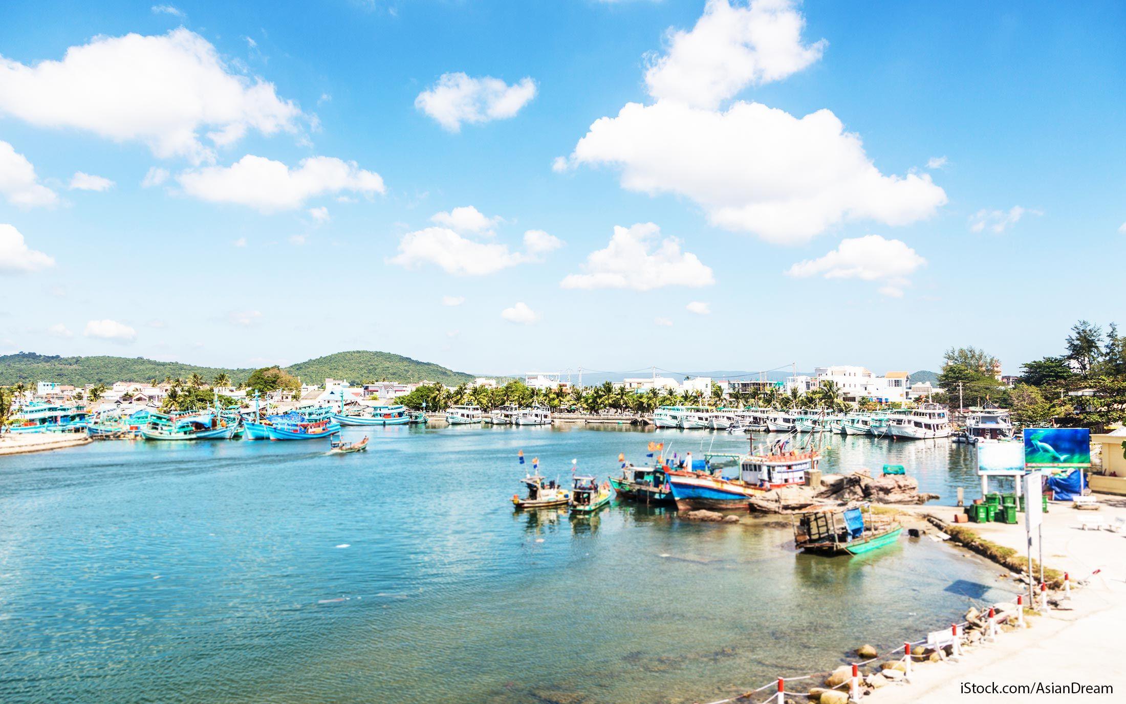 phu quoc Vietnam getaway