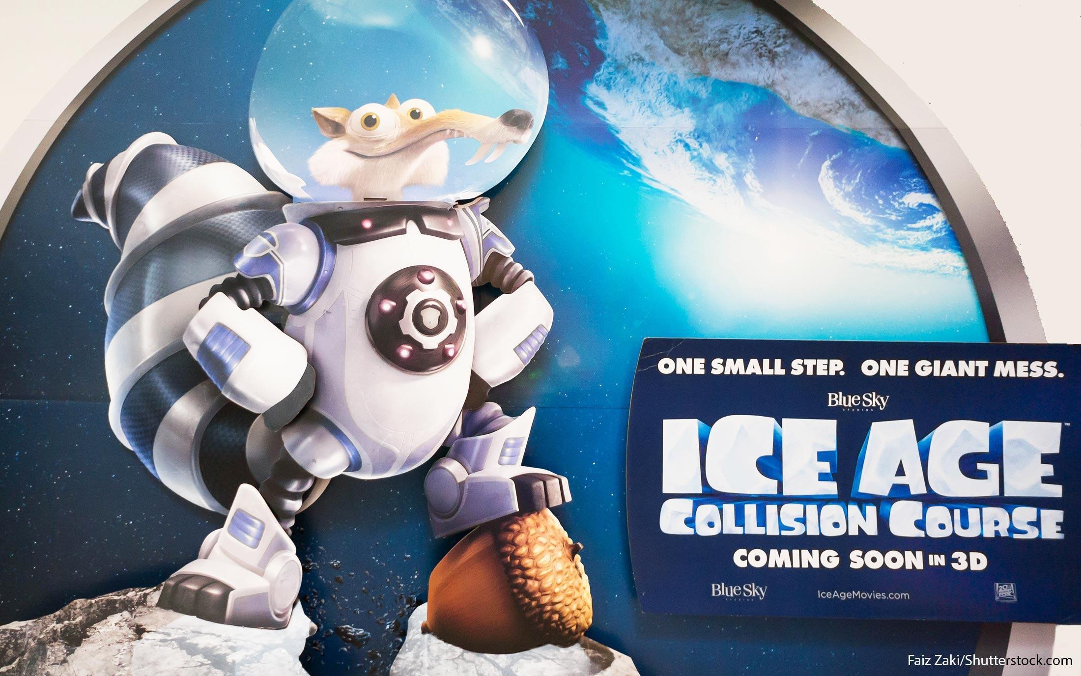 ice age collision course cast net worth