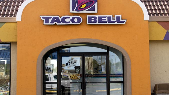 taco bell dollar menu