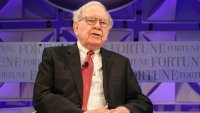 Warren Buffett's Net Worth Hits $73.8 Billion