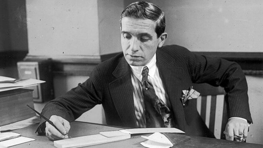 Charles Ponzi (March 3, 1882 – January 18, 1949).