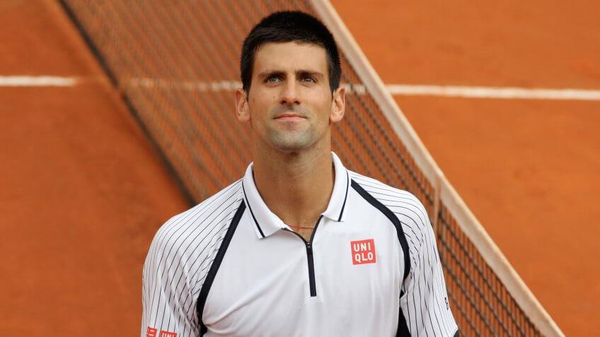 Novak Djokovic, Olympians, athletes, sports, tennis player