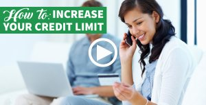 8 Tips to Increase Your Credit Limit