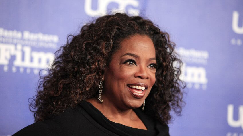 Oprah Winfrey: Gratitude