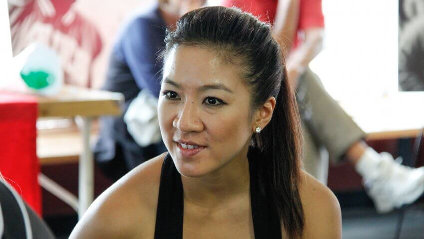 Michelle Kwan, Olympians, athletes, ice skater, sports