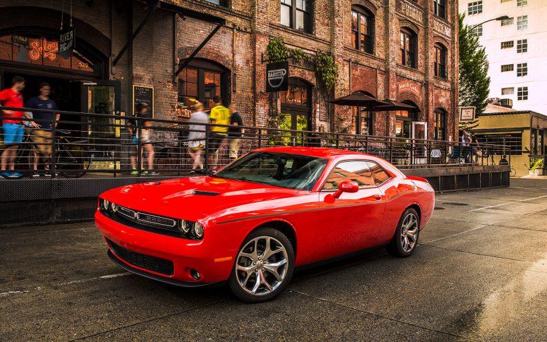 Dodge Challenger gas mileage