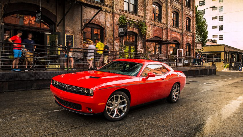 Dodge Challenger Gas Mileage