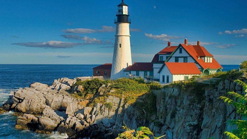 Maine salaries