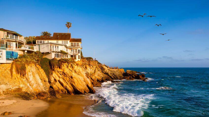 san diego beachfront house