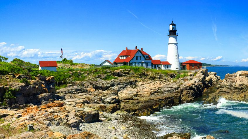 salaries in Maine