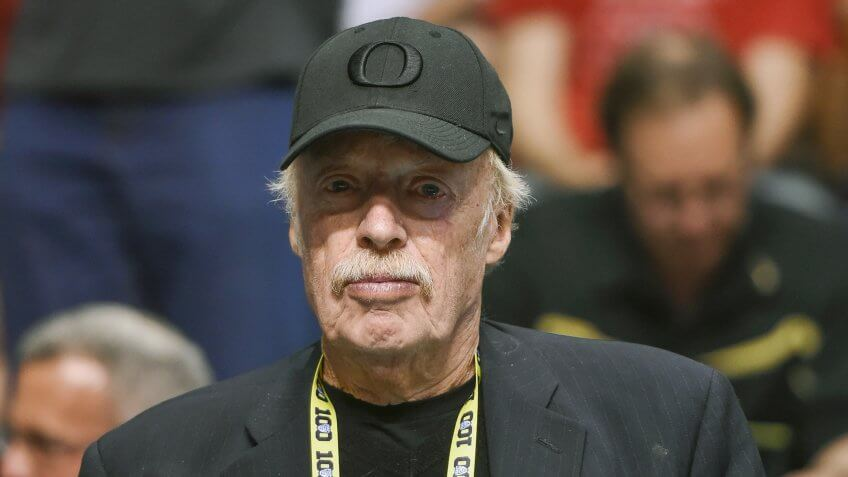 Phil Knight: Determination