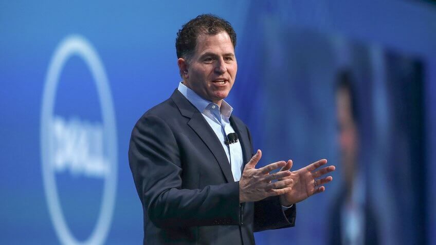 Michael Dell: Confidence