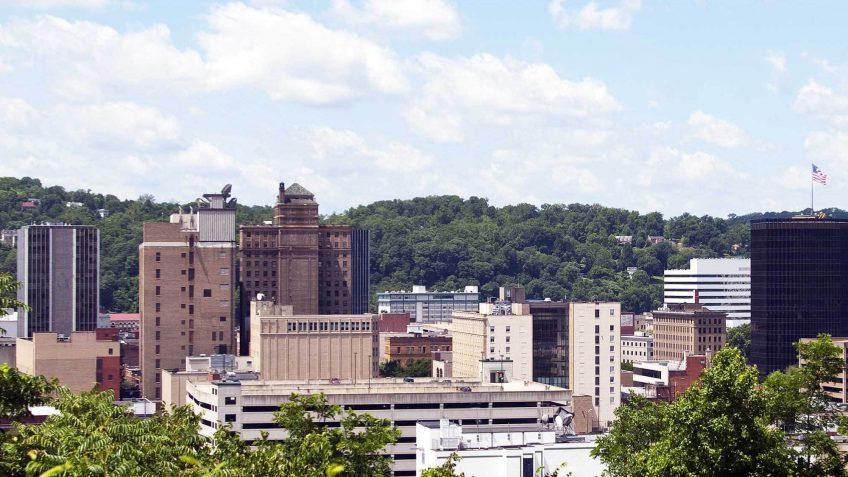 West Virginia salaries