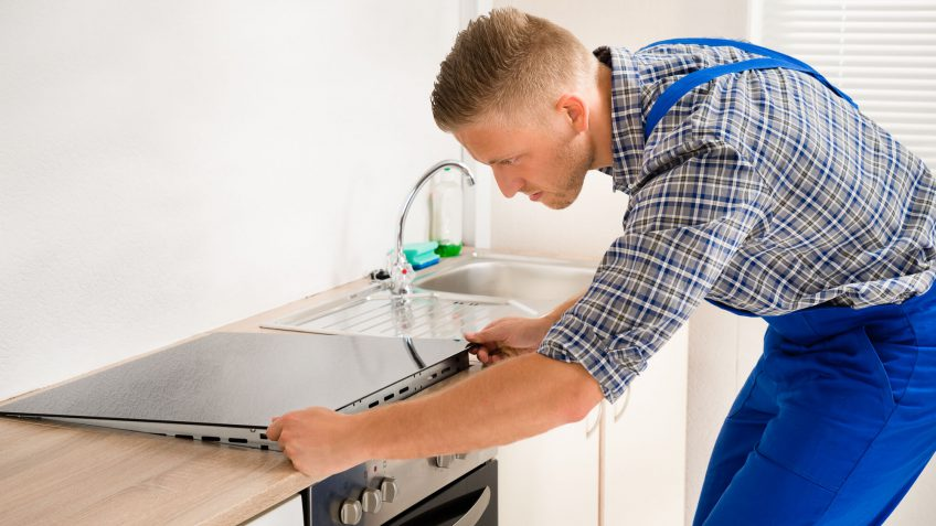 costs to install appliances