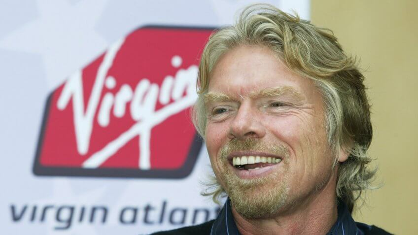 Richard Branson: Creativity