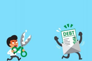 3 Steps to Free Yourself From Debt