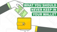 5 Things You Should Never Keep in Your Wallet