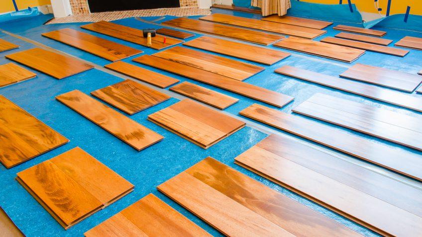 floor replacement costs