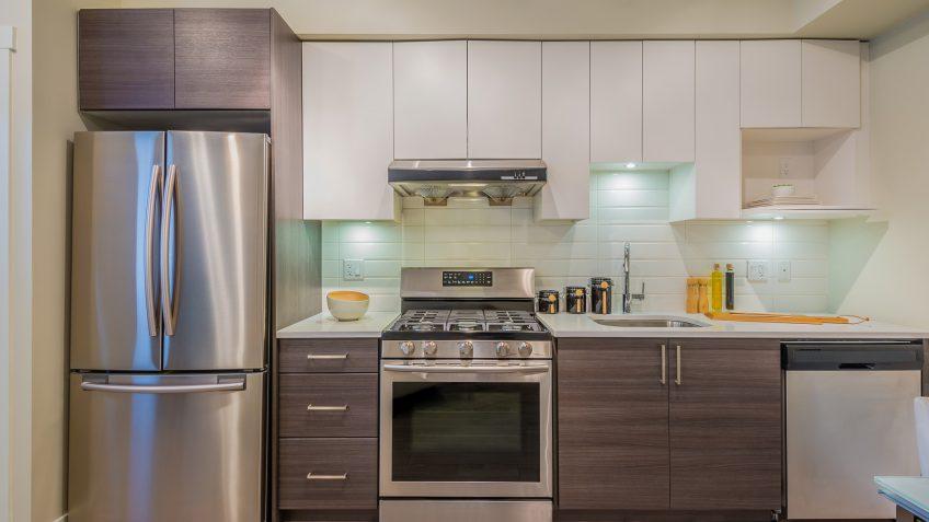 kitchen appliance costs
