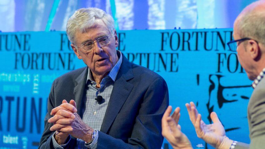 Charles and David Koch: Ability to Think Strategically