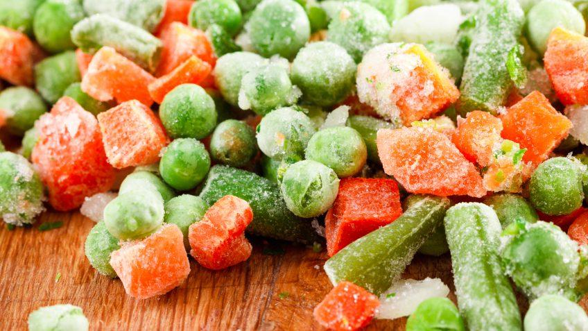 Whole Foods frozen foods