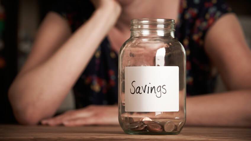 empty-savings