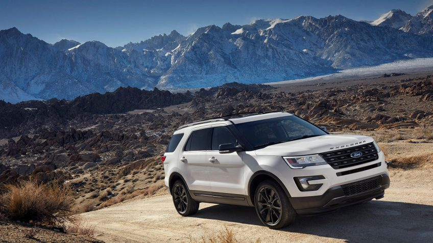 Ford Explorer Gas Mileage
