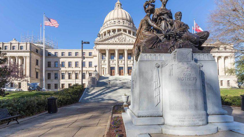 Mississippi salaries