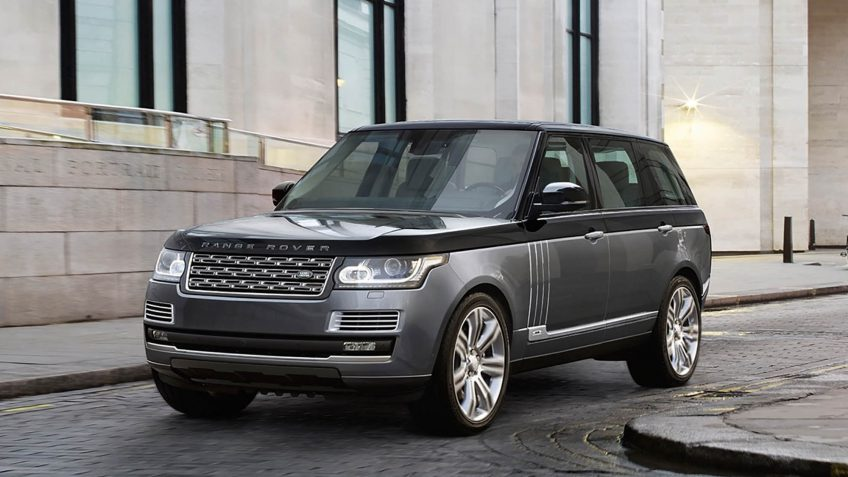 Superb Range Rover Gas Mileage